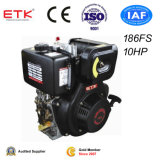 Etk186fs/1800rpm Diesel Engine, CE&ISO9001 Approval
