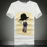 Custom Cotton Plain Advertising T-Shirt
