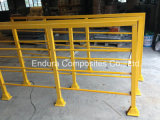 Pultrusion Profiles/ Handrails/Square Tubes/Round Tube