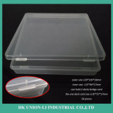 115*94*17mm PP Packaging Box for 2 Decks Bridge Card