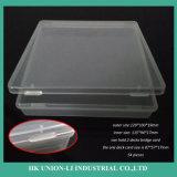 115*94*17mm PP Packaging Box for 2 Decks Bridge Card