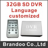 OEM/ODM Single Channel 64GB Mini Taxi DVR