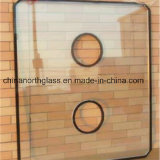 Insulated Glass with Holes for High Builiding and Others