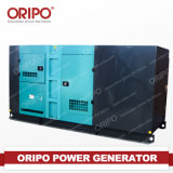 300kw 375kVA Electric Power Engine Super Silent Diesel Generator Set