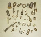 CNC Machining Parts with Material of Steel, Aluminum, Brass