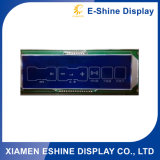 Customized Graphic Touch LCD Module Monitor Display with Blue Backlight