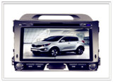 Special Two DIN Car DVD for KIA Sportage R 2011