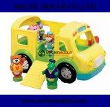 Baby Genius Singing Schoolbus Plastic Toy Mould