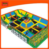 CE Approved Gymnastic Amusement Trampoline Park for Fun