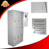 Kd Steel 6-Door Clothes Cabinet