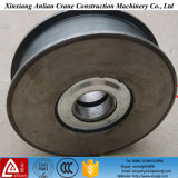 High Performance Al End Carriage Wheel Crane Trolley Wheel