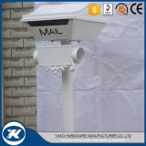 Wholesale Powder Coated Galvanzied Steel Free Standing Mailbox