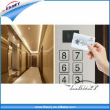 Plastic Smart PVC Hotel Key Card with Magnetic Stirpe