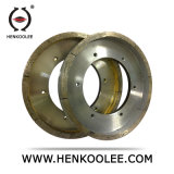 Segment Continuous-Rim Squaring Wheel for Ceramic Industry