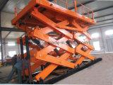 0.1-60 Ton Bearing Heavy Machinery Fixed Lifting Platform