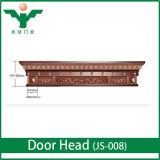 High Grade Villa Door Stainless Steel Door Double Leaf Door Header
