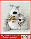 Plush Teddy Bear with Moveable Arm, Leg