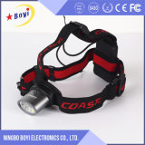 6000 Lumen LED Headlamp, LED Rechargeable Headlamp