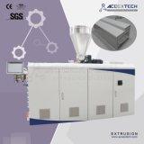 Twin Screw Extruder PVC Concrte Profile Line