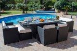 Deluxe Cube Garden Dining Set