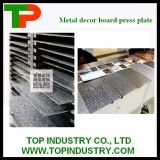 Metal Decor Board Press Plate