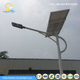 8m 45W-120W Solar Street Lighting with LED Lamp in Somalia