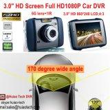Hot 3.0inch Zinc Alloy Car Black Box in Dash Car DVR with Novatek96650 Chipset, 5.0mega Ar0330 CMOS Car Camera, Motion Detection, Mobile DVR 3009