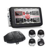TPMS Car DVD Wince System External Sensors