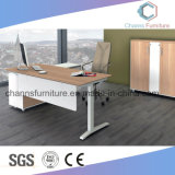 Modern L Shape White Home Furniture Computer Desk Office Table