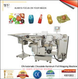 En Automatic Chocolate Aluminum Foil Wrapping Machine (K8010053)