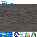 2.5mm Dark Brown Dry Back Virgin Vinyl Plank PVC Floor
