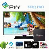 S905 Quad Core New Android TV Box 4k Mxq PRO Android 5.1 TV Box