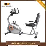 Magnetic Recumbent Bicycle with Horizontal Adjustable Seat Workout Bike