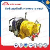 Latest Design 10ton Air Winch with Steel Wire Rope