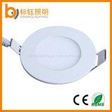 AC85-265V Home Use Hosing Ceiling Lamp Ultrathin Slim Down 3W LED Panel Interior Lighting Light