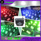 Remote Control Battery Operated Flat LED PAR 64 Light