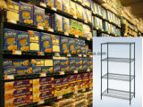 Standard Commercial Supermarket Store Display Rack (HD186072A5E)