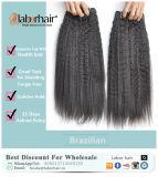 Unprocessed Labor Hair Extension 105g (+/-2g) /Bundle Natural Brazilian Virgin Hair Kinky Straight Curly 100% Human Hair Weaves Grade 9A