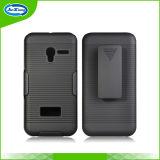 Fashion Kickstand Stand 2 in 1 PC Hybrid Mobile Phone Cover Case for Alcatel Pixi 4 5