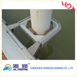 High Quality Steel/Aluminum Pile Guide for Floating Dock