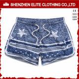2017 Fashion Trend Popular Fancy Swimwear Beach Shorts Blue (ELTBSI-6)
