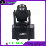 RGBW 10W Beam Moving Head LED Stage Small Sharpy Light
