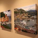 Wholesale Modern Metropolis Used Canvas Art Photo Printing