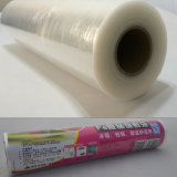 PE Perforated Stretch Cling Film Jumbo Roll