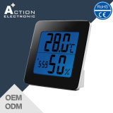 LCD Display Digital Refrigerator Thermometer with Blue LED Backlight