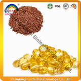 GMP Certificate Organic Flaxseed Oil Extract Capsule