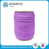 Customized Style Printed Polyester Tubular Flat Strap