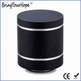 Round Resonance Mini Bluetooth Speaker with LED Lights (XH-PS-667)