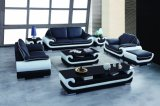 Modern Leisure Sectional Leather Sofa