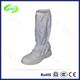 PU White Comfortable ESD Safety Work Shoes (EGS-SF-0014)